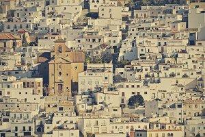 Ohanes, small village in Almeria