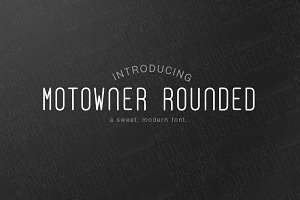 Motowner Rounded