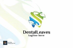 Dental Leaves - Logo Template