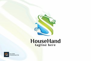 House Hand - Logo Template
