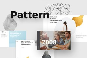 PATTERN Keynote Template