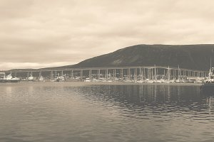 Tromso Fjord