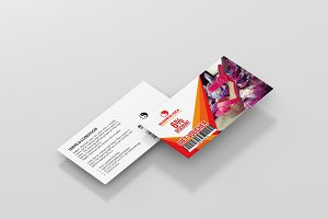 Gift Voucher Card PSD (Updated)