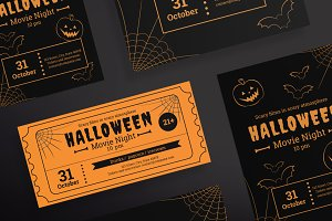 Flyers | Halloween