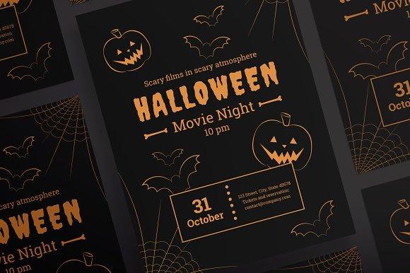 Posters Halloween