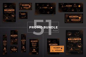 Promo Bundle | Halloween