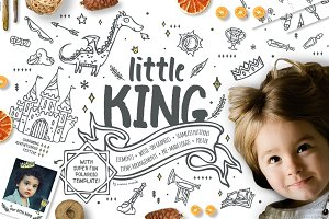Little King - Kids & Boys Set