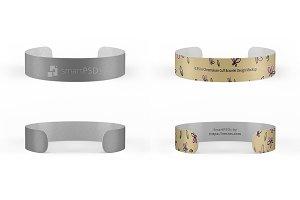 0.55 in Chromaluxe Cuff Bracelet