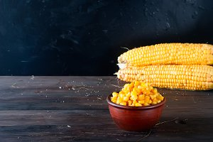 Swet fresh corn
