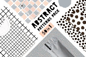 Abstract patterns pack