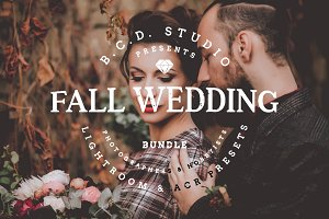 Fall Wedding LR & PS Presets
