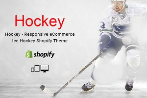 Hockey - Responsive Shopify Theme