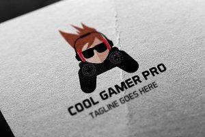 Cool Gamer Pro Logo