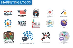 Bundle Marketing Logos