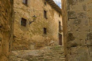 The town of Gallipienzo