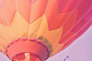 Summer Hot Air Balloon