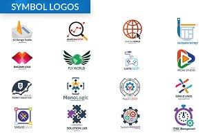 Bundle Symbol Logos