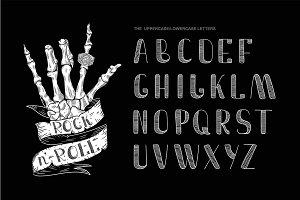 RockOn font