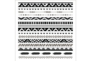 Tribal Pattern Borders