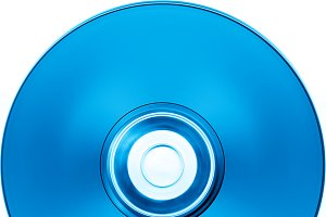 Blue DVD compact disc illustration background