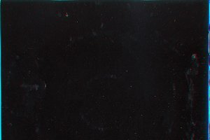 Chroma Dust on black texture background