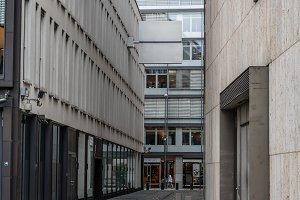 Modern Office Buildings in Munich