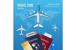Travel Time Concept with Passport