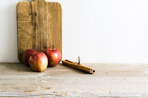 Apples & Cinnamon Photo