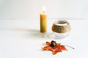 Fall Styled Photo