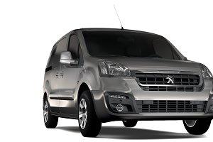 Peugeot Partner Van L1 2slidedoors
