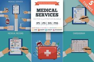 Medical Services Themes