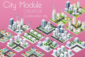 Bundle City module creator