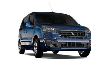 Peugeot Partner Van L1 2017