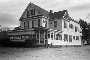 Abandoned New England Motel