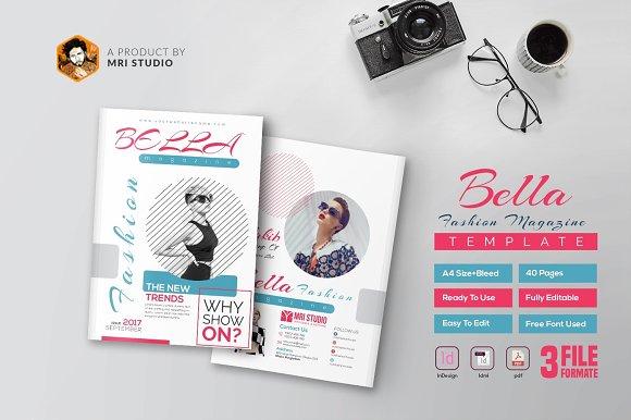 Bella Fashion Magazine