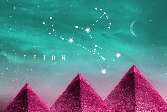 Constellations Vector Bundle in Illustrations - product preview 3