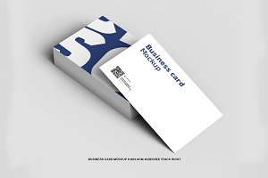 45˚ Right Business Card 8.9x5.6cm