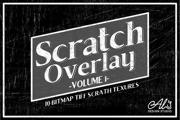 Scratch Overlay Vol 1