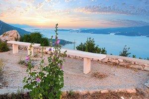 Sea sunset (Croatia)