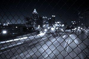 Modern city background