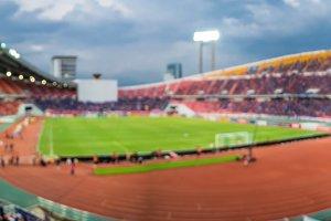 fan sport at stadium
