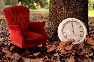 Relax, it's fall season