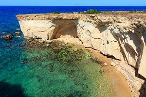 Sicily summer coast, Italy