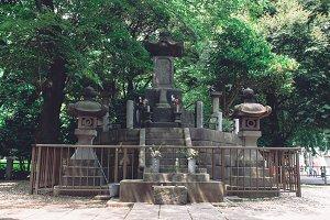 Religious monument in Tokyo
