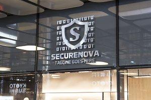 Securenova (Letter S) Logo