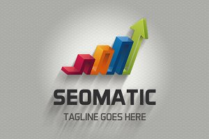 Seo Matic Logo Template