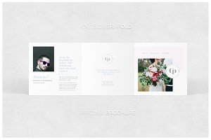 Wedding Photographer Brochure
