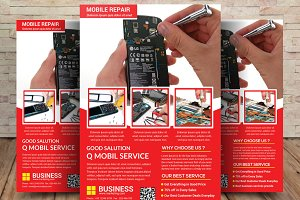 Mobile Business Flyer