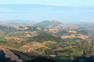 View from San Marino hills