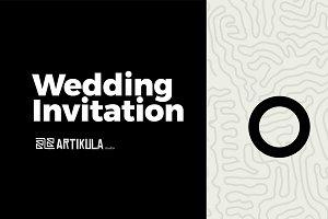 Wedding Invitation (Envelope)